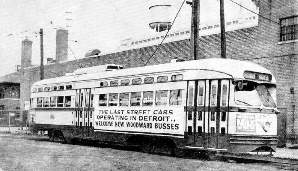 detroit streetcar