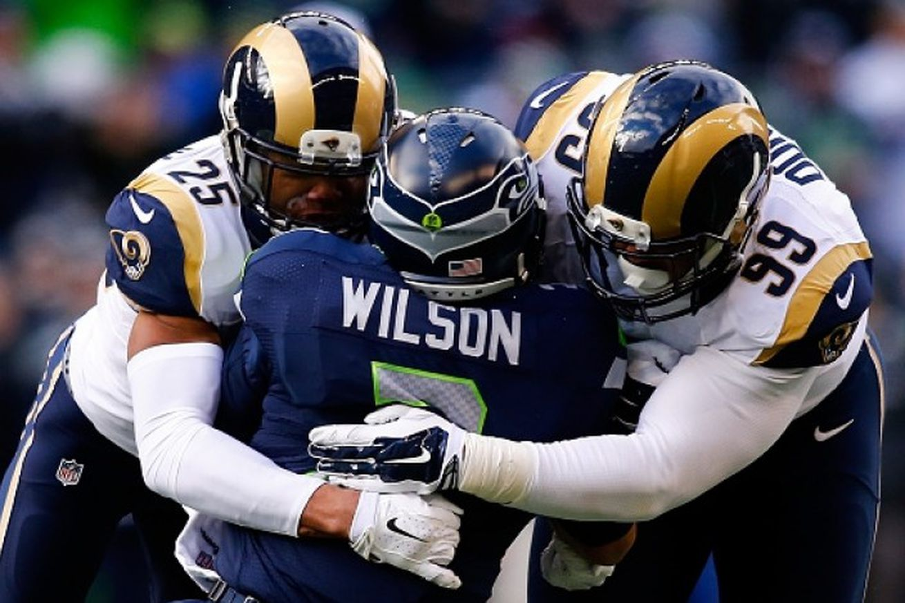 Rams Redemption VS the Seahawks