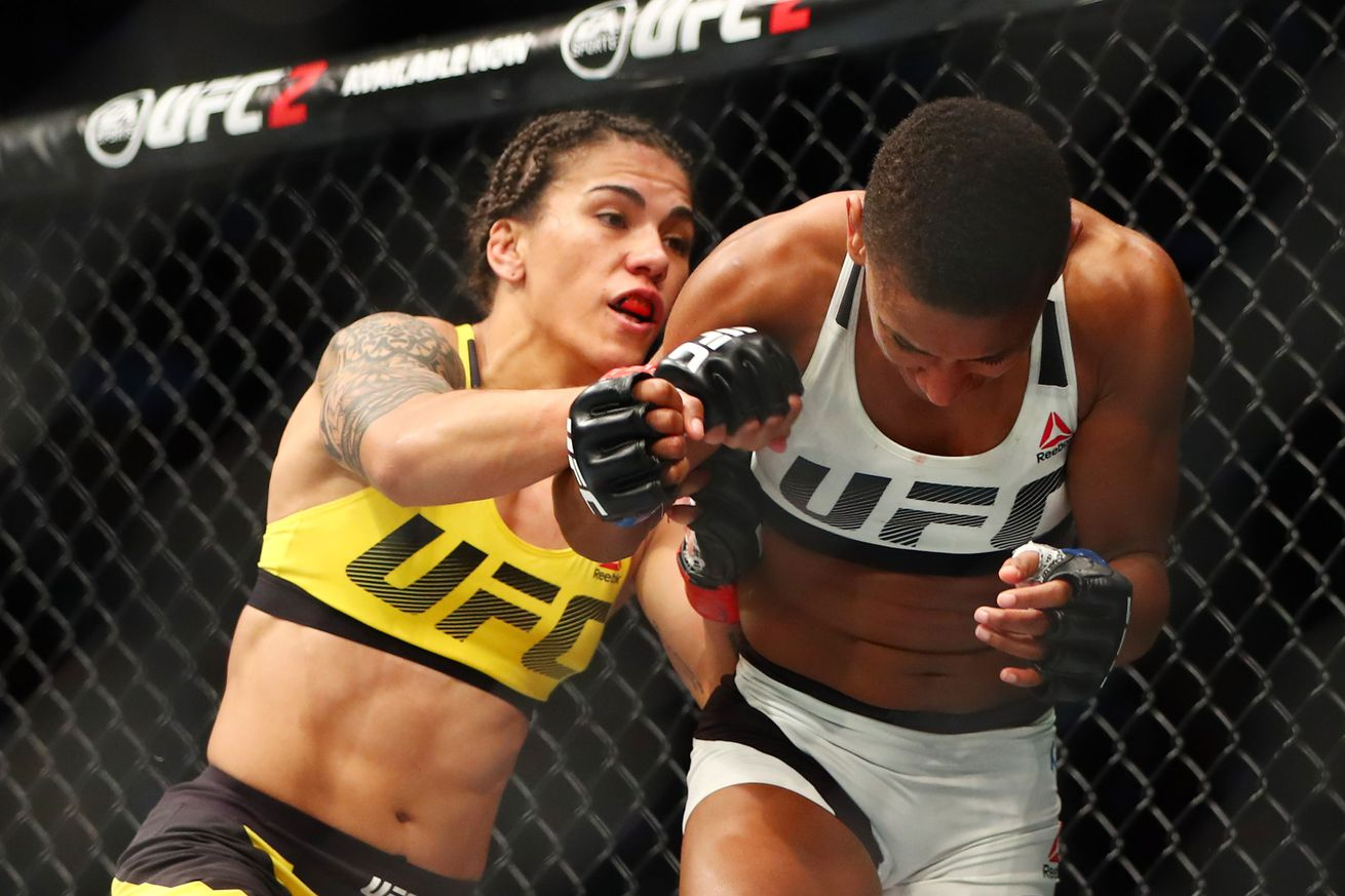community news, Watch Jessica Andrade vs. Angela Hill full fight video highlights   UFC Fight Night 104
