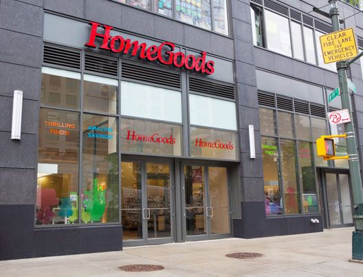 Homegoods The Tj Maxx Of Furniture Opens Uptown Racked Ny