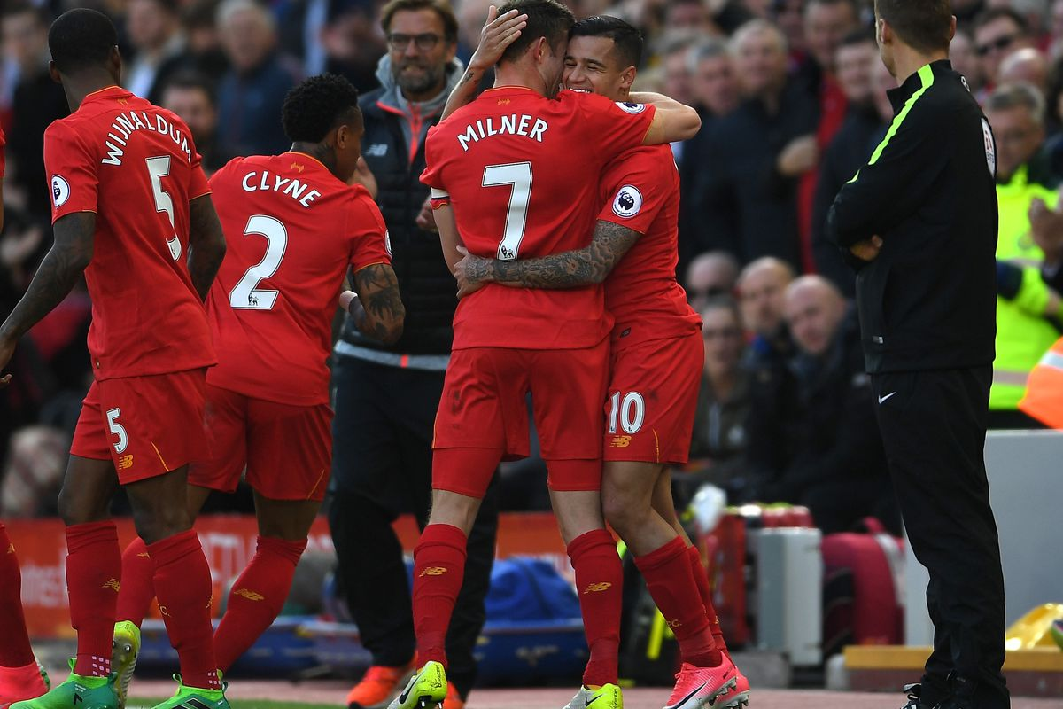 Pepe Reina hails Emre Can's spectacular goal for Liverpool against Watford
