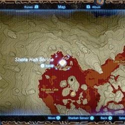 Shora Hah Shrine