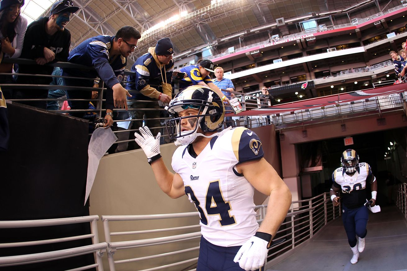 Official Nike Jerseys Cheap - Los Angeles Rams Re-Sign RB Chase Reynolds To One-Year Deal - Turf ...
