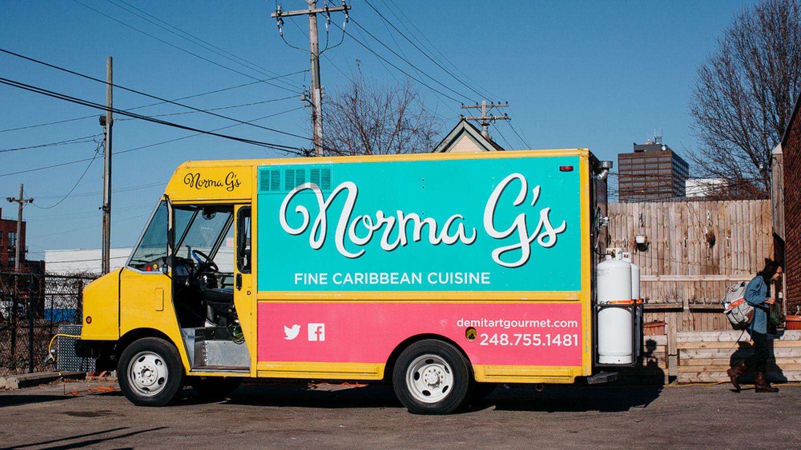 Norma G S Food Truck