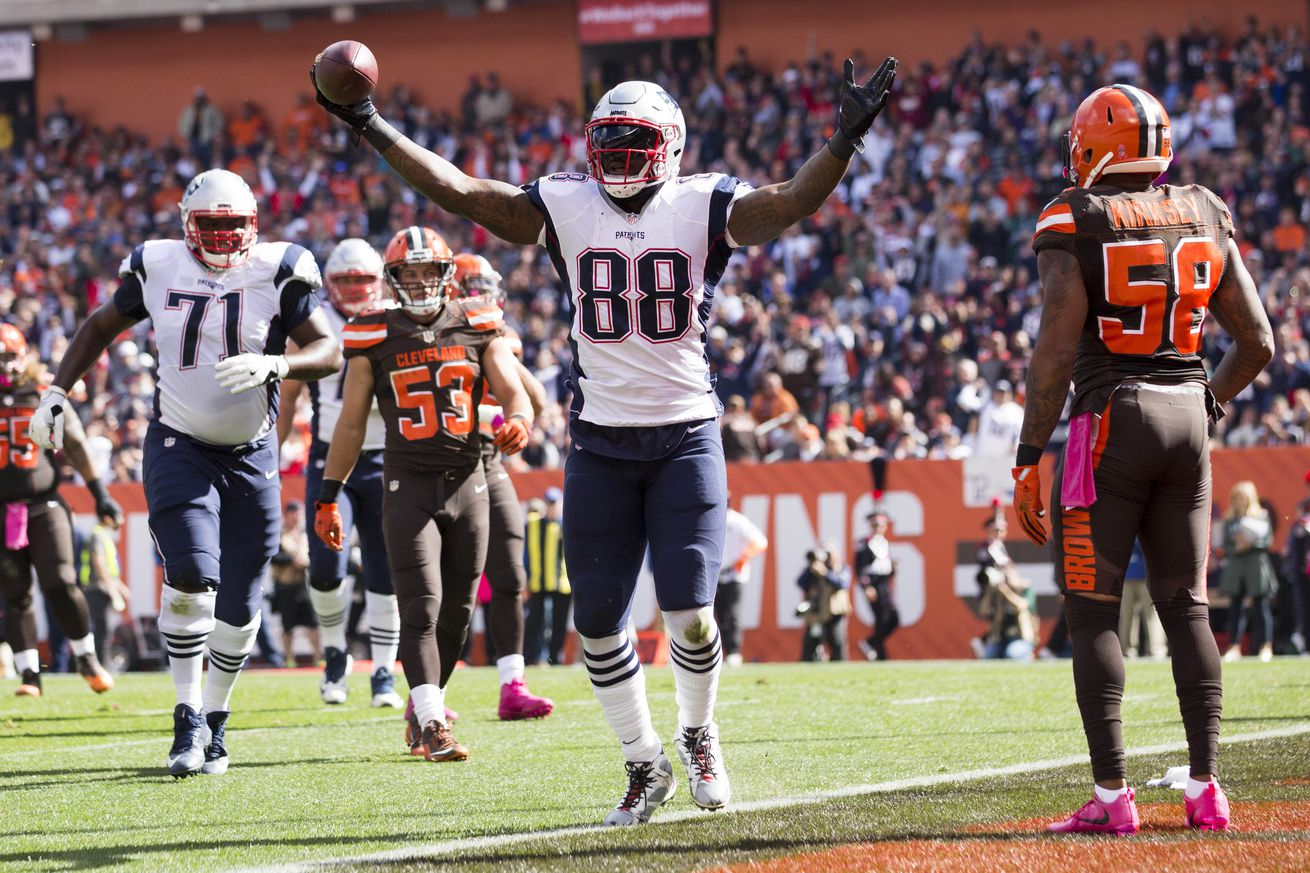 Fantasy Football: Tight Ends to Start or Sit in Week 7
