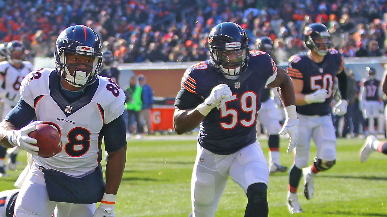 Jerseys NFL Outlet - Chicago Bears 2016 Roster Turnover: Who will play inside ...