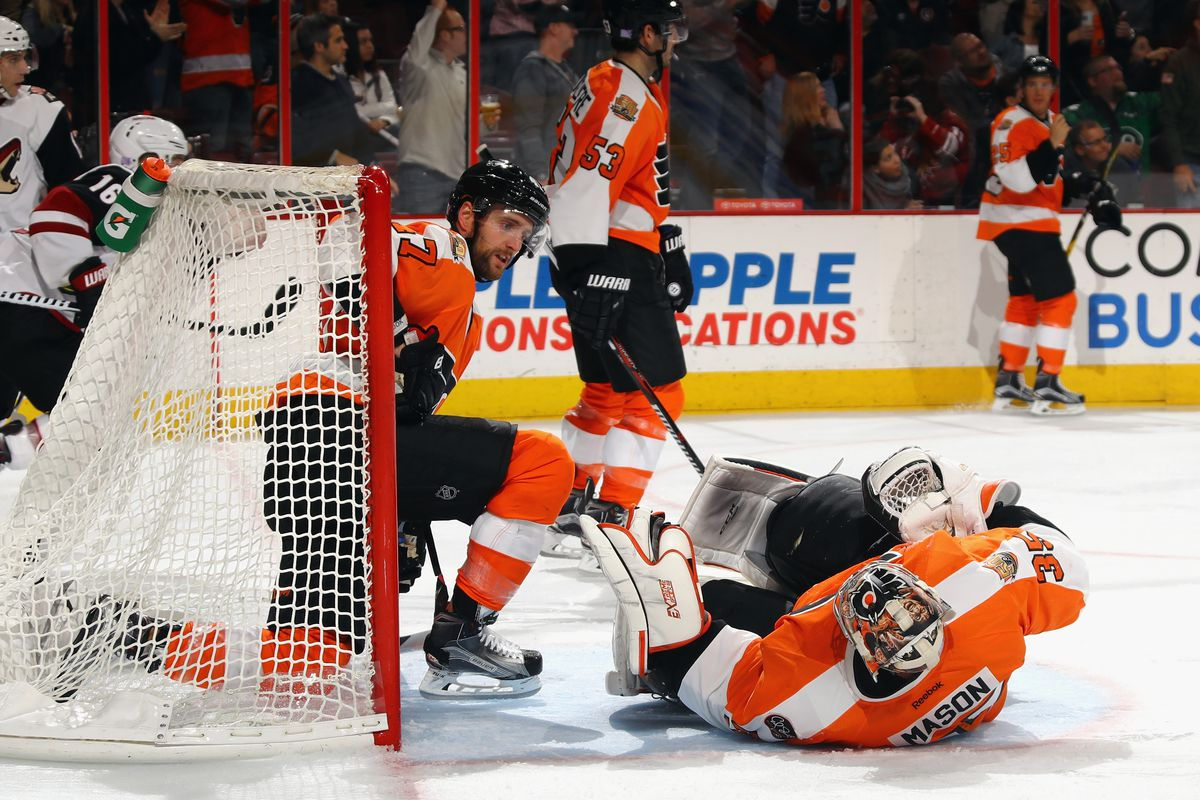 Jets get glimpse of future in victory over Flyers