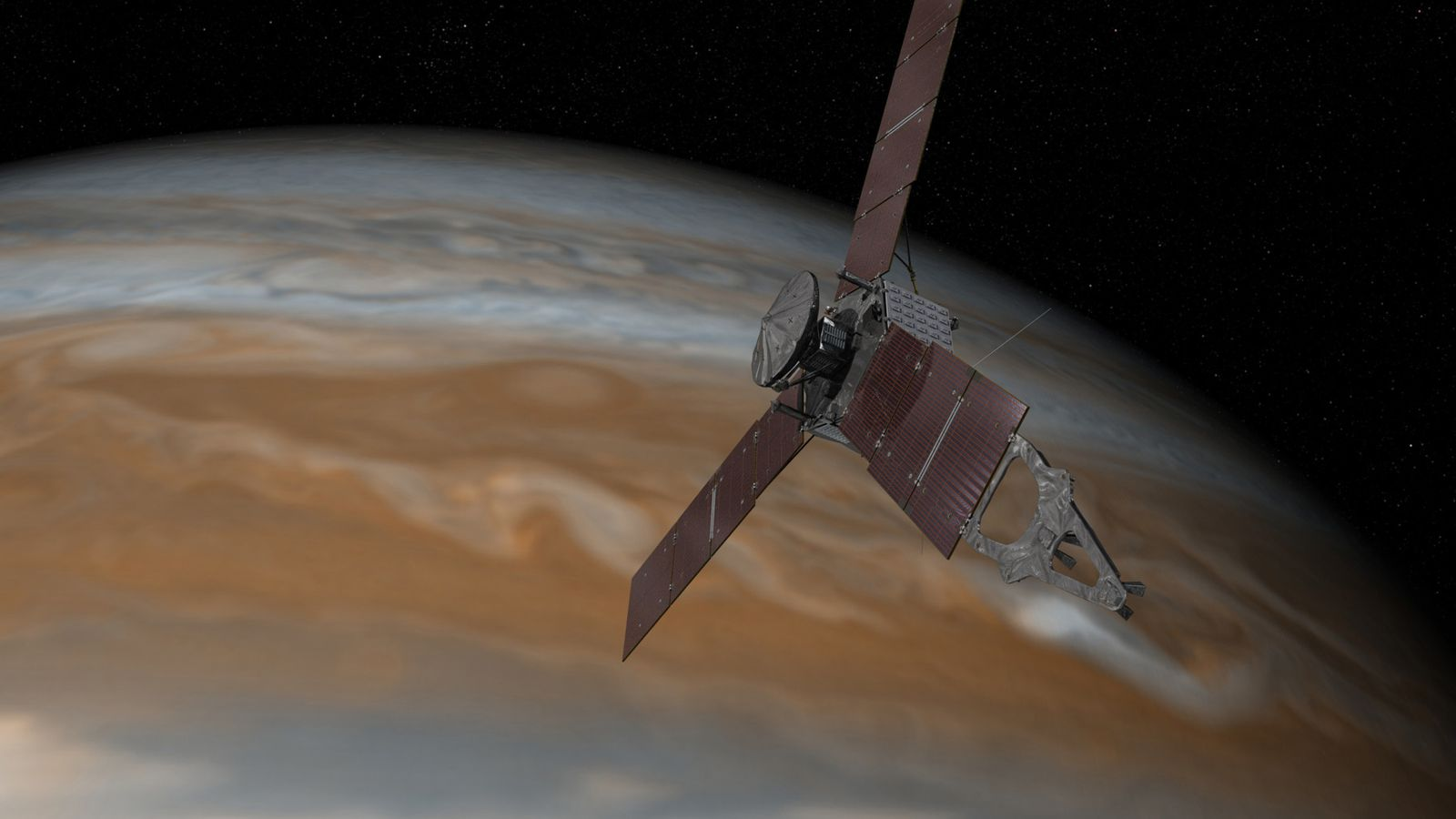 NASA's Juno mission isn't exactly going according to plan - The Verge