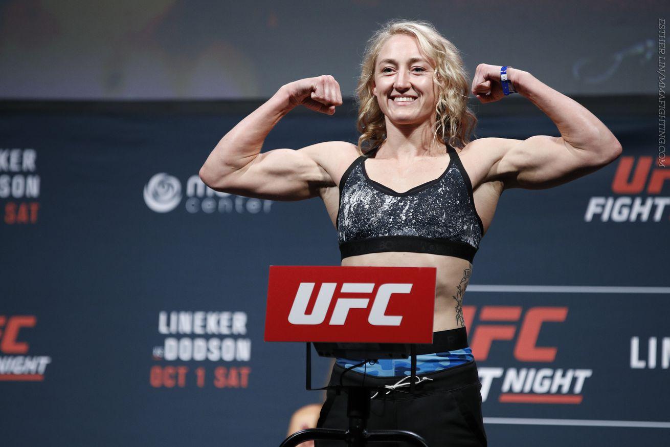 community news, Ex UFC fighters Milana Dudieva, Kelly Faszholz sign with Invicta FC