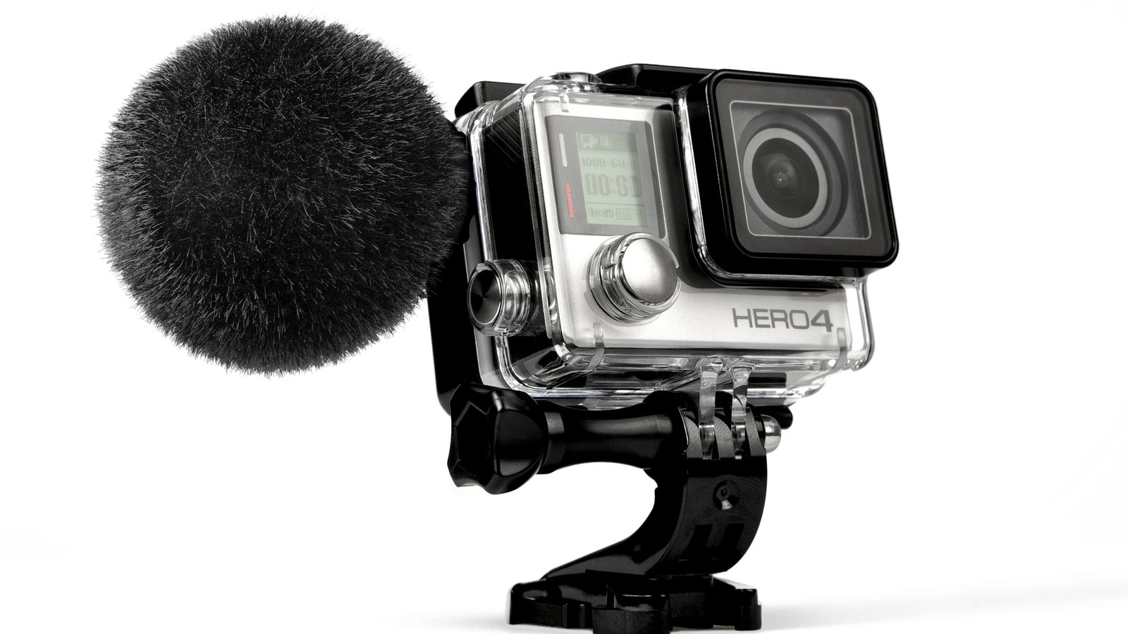Sennheiser made a GoPro microphone that captures the sweet sound of your worst wipeouts
