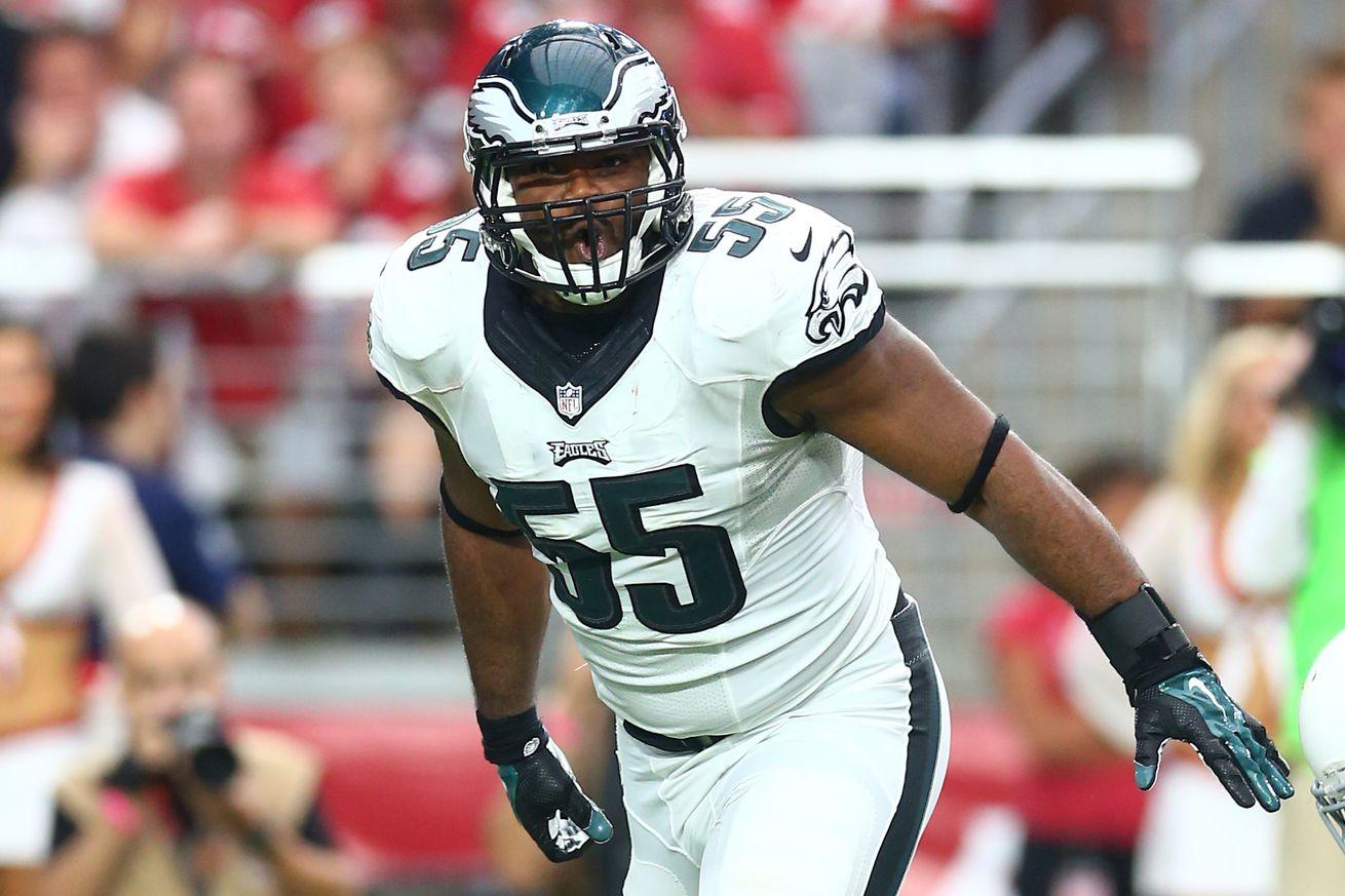 Cheap NFL Jerseys Online - Brandon Graham, Eagles agree on four-year deal worth $14 million ...