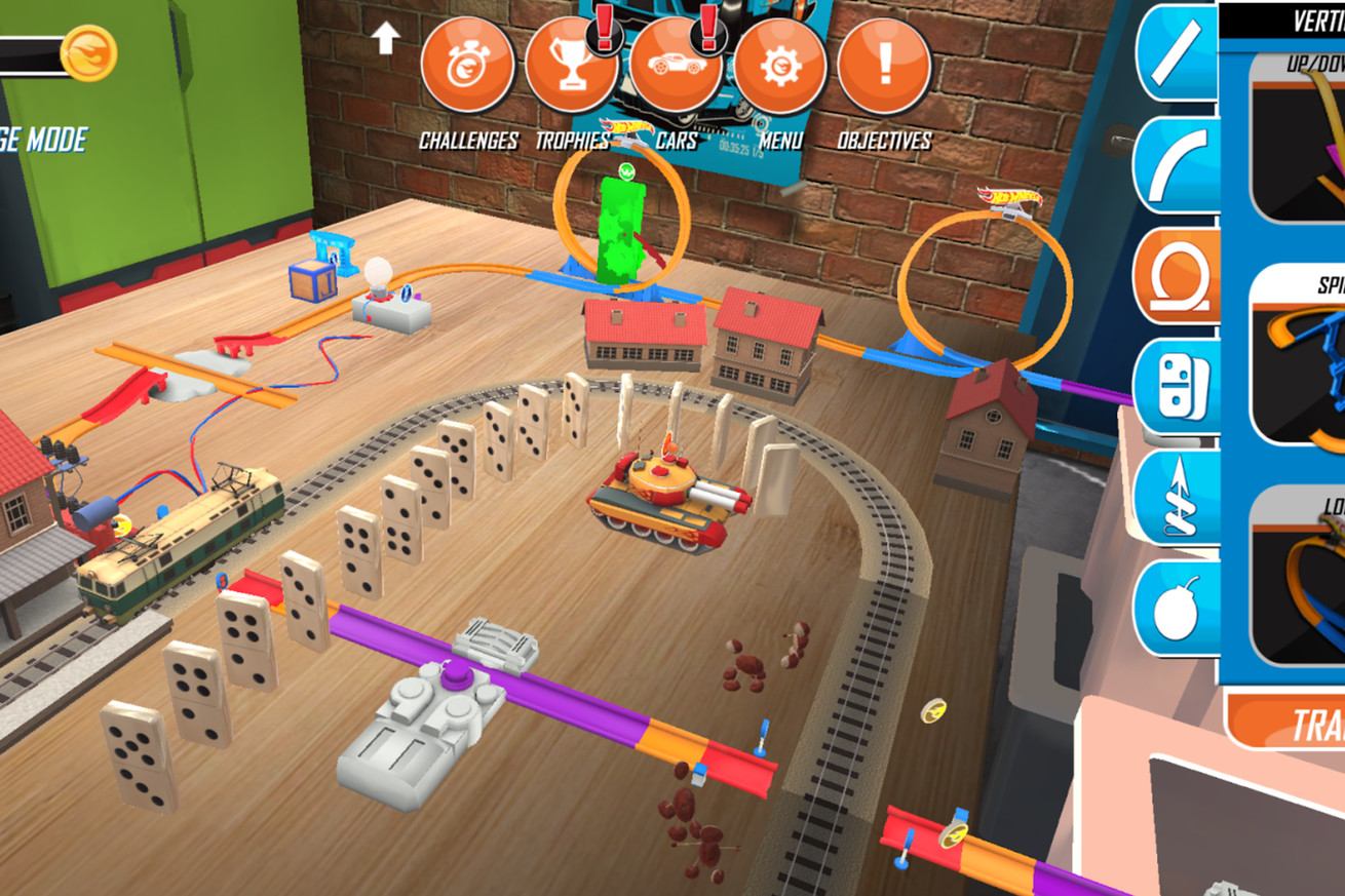 hot wheels ar app is a poor excuse for ar technology