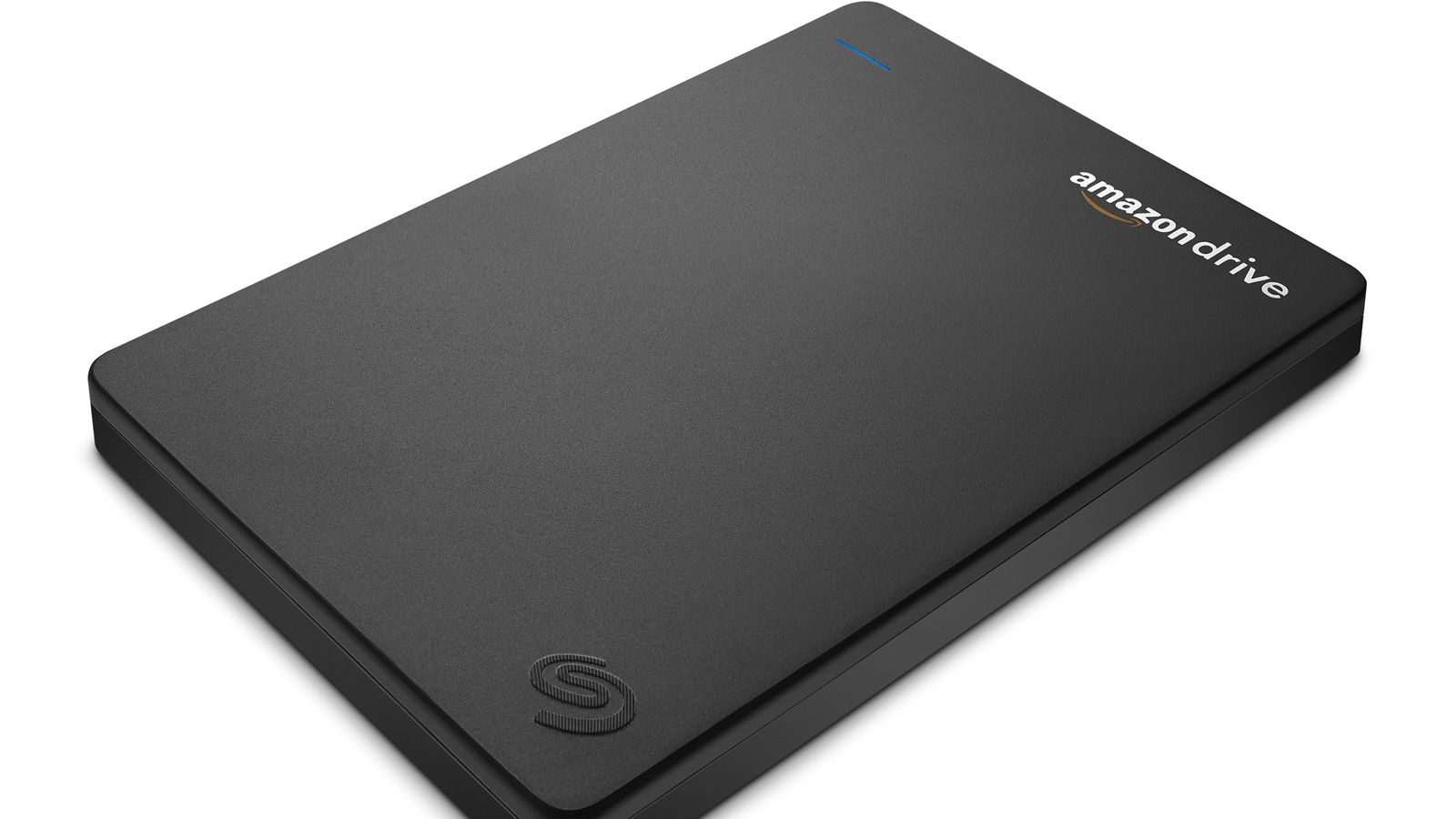 Seagate made an external hard drive that automatically backs up to Amazon's reliable cloud