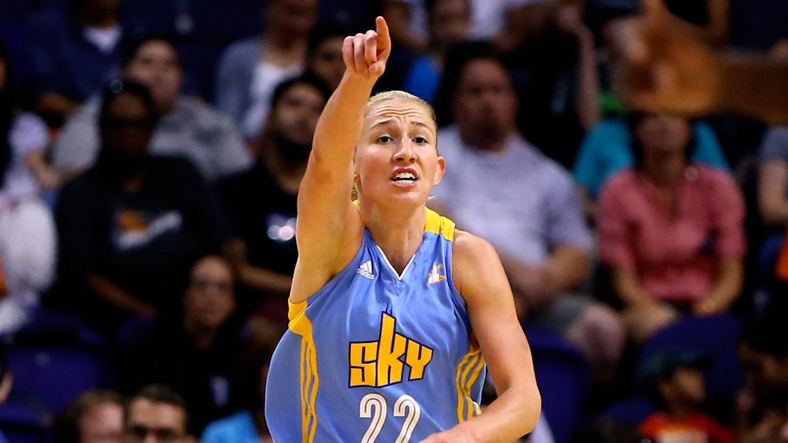 Balanced attack elevates Sky as Delle Donne sits - Swish Appeal