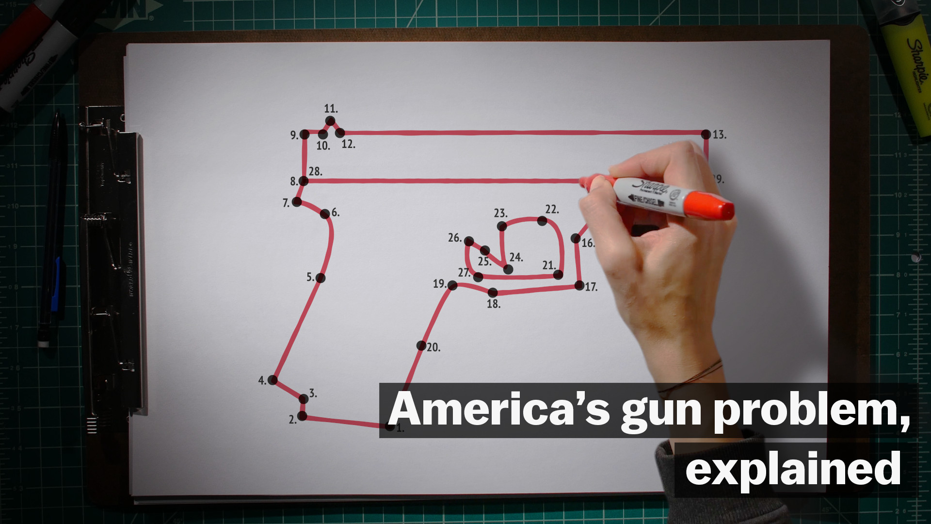 Americas Unique Gun Violence Problem Explained In 17 Maps And Wiring Diagram Don39t Pay Any Attention To The Note On Charts Vox