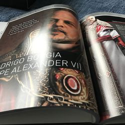 Inside the Essential Guide are tons of glossy screenshots from the games.