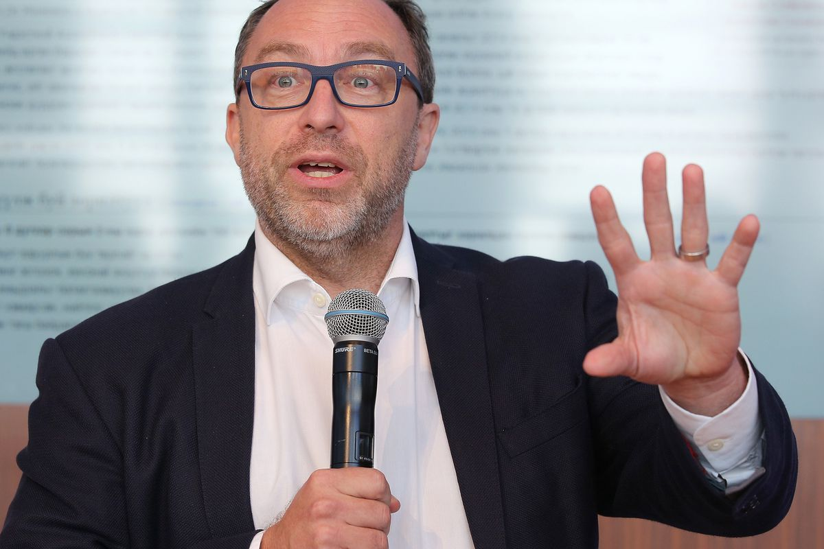 Wikipedia founder to launch 'real news' site