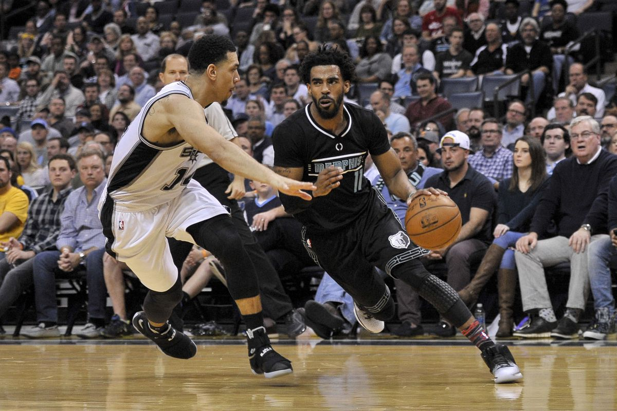 Grizzlies stretch streak to four with big victory over Spurs