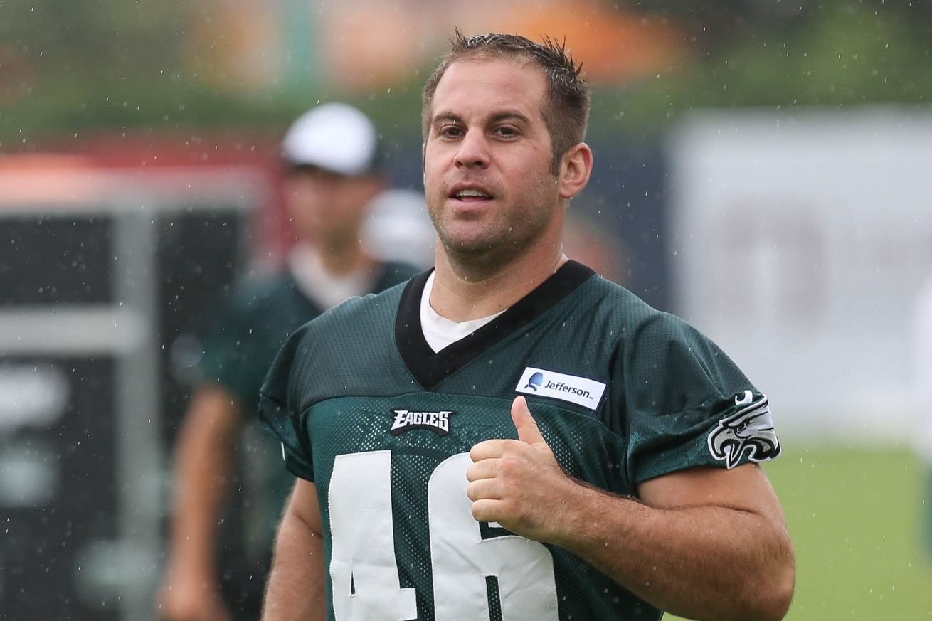 Philadelphia Eagles Jon Dorenbos ELITE Jerseys