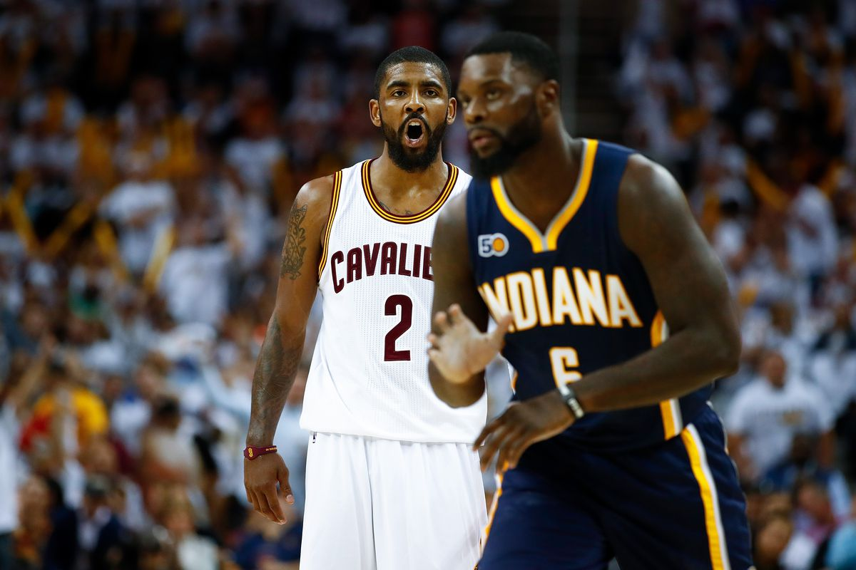 LeBron James, Cavaliers come from 26 down, beat Pacers