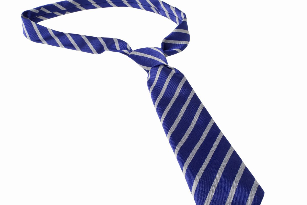 Cam Newton's tie issues a statement about his owner's ...