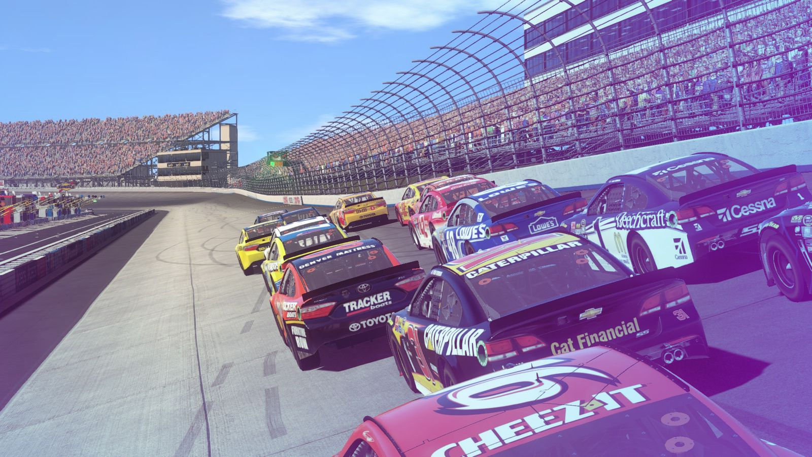 Nascar Games For Xbox 1 : Nascar heat evolution review polygon