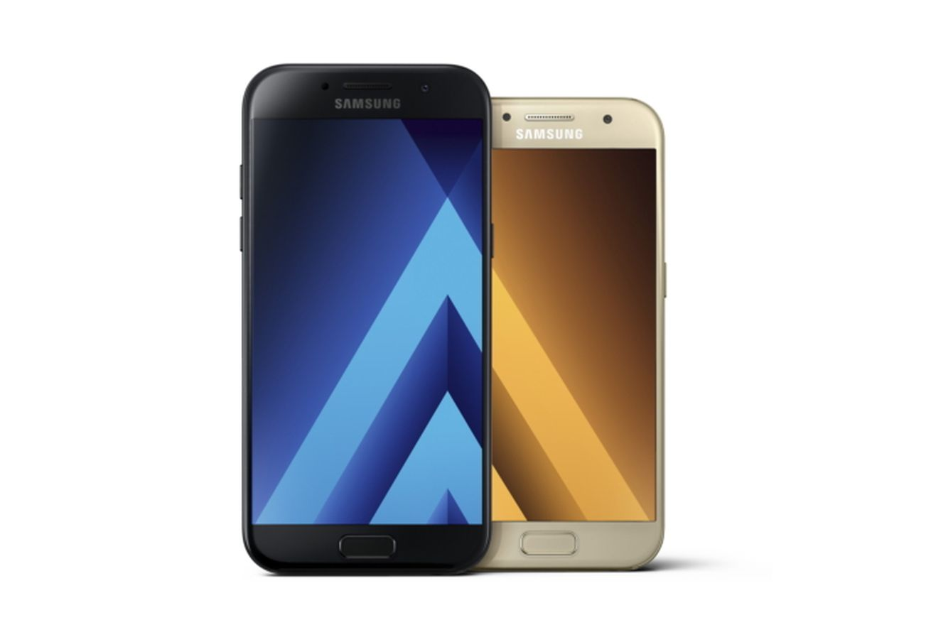 Samsung updates its midrange Galaxy A series with water and dust resistance, improved camera