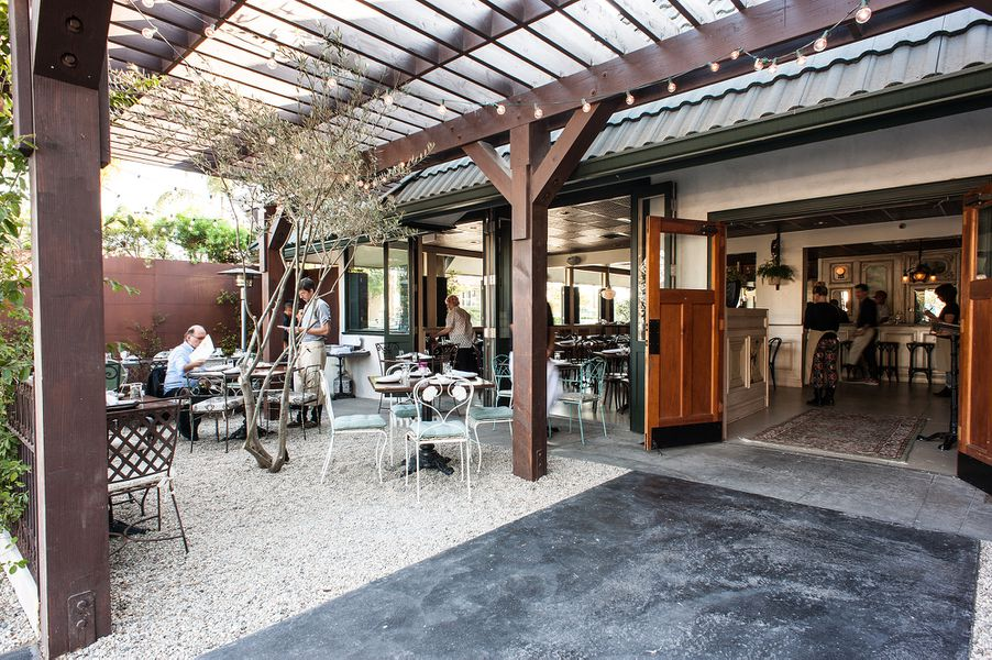 Inside Hatchet Hall 39 S Preemminent Southern Elegance In Culver City Eater La