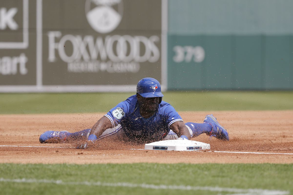 Blue Jays promote prospect Anthony Alford to Major League Baseball