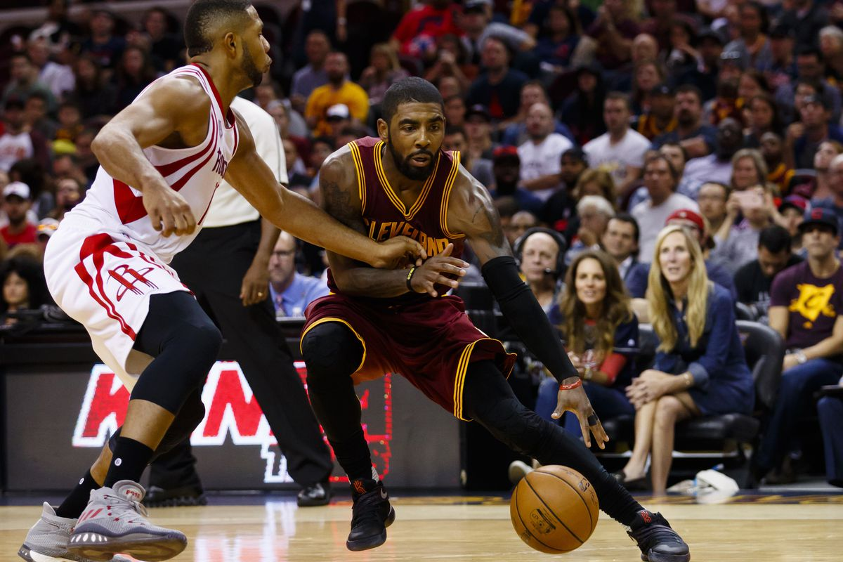 NBA Wrap: Harden outduels LeBron as Rockets edge Cavs