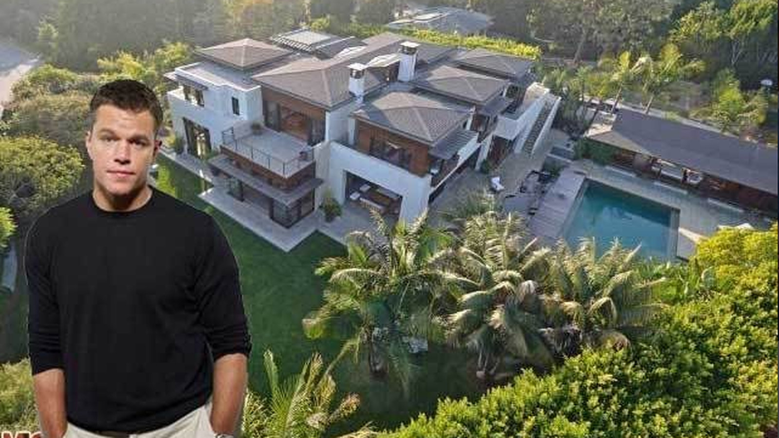 Matt Damon Quietly Selling Pacific Palisades Compound Just