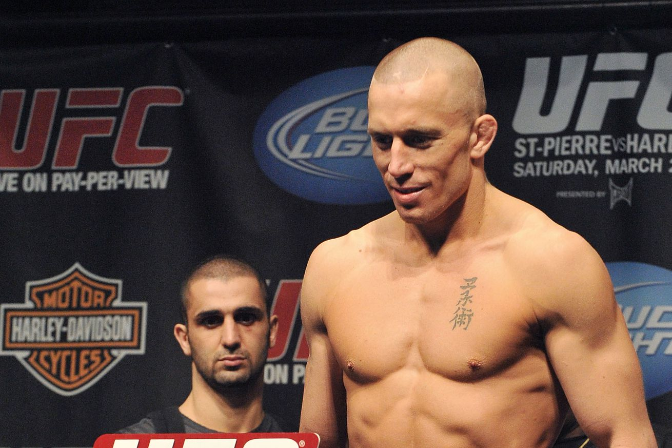 community news, Midnight Mania! Jorge Masvidal predicts Georges St Pierre will beat Michael Bisping ... unless USADA affects him