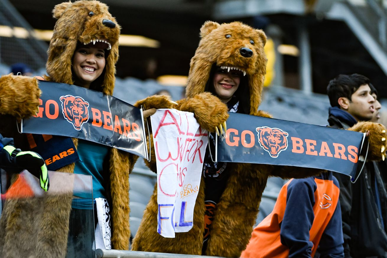 ESPN to broadcast documentary series on Bears fans