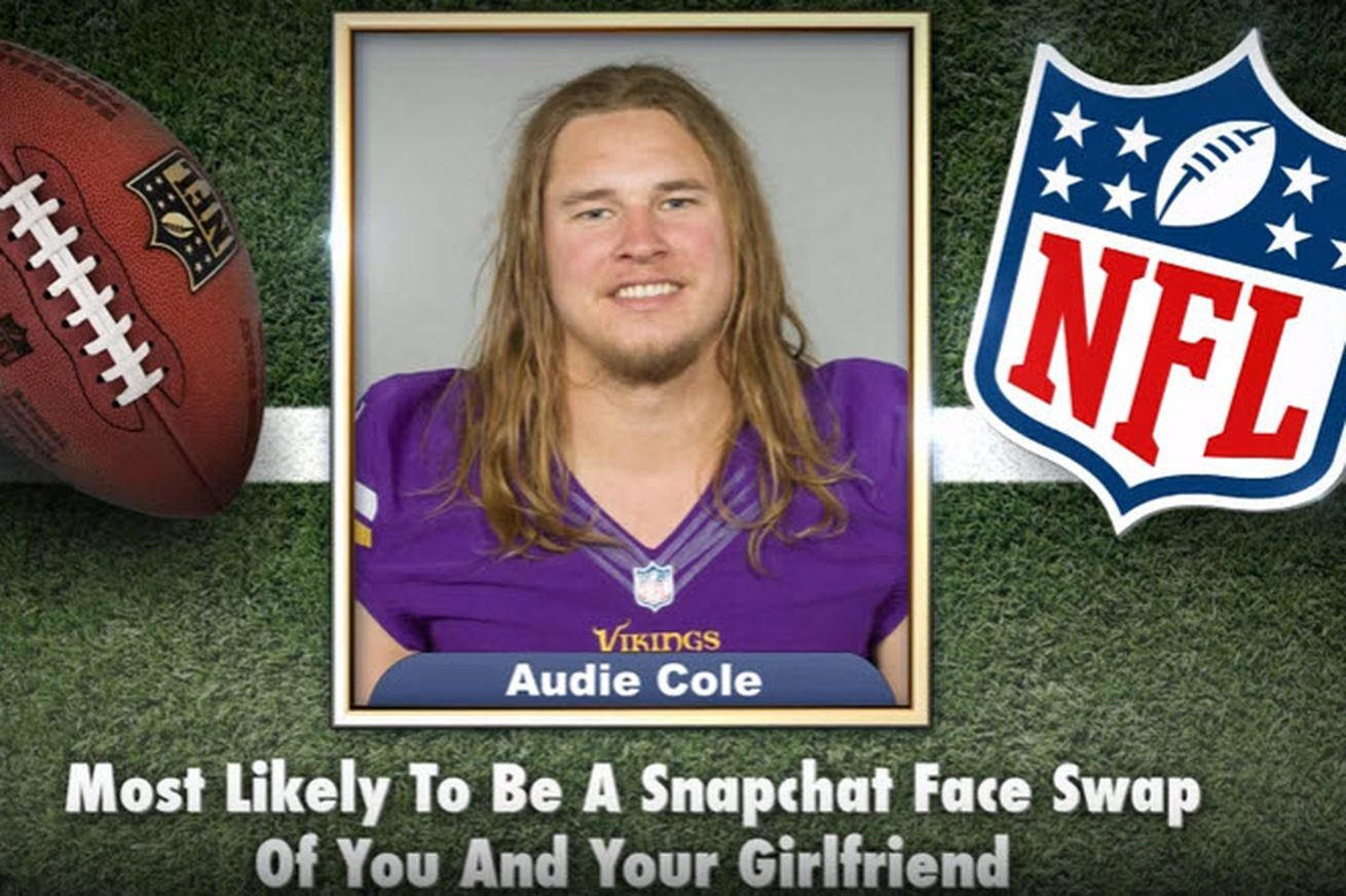 Vikings, Packers players get Tonight Show superlatives treatment