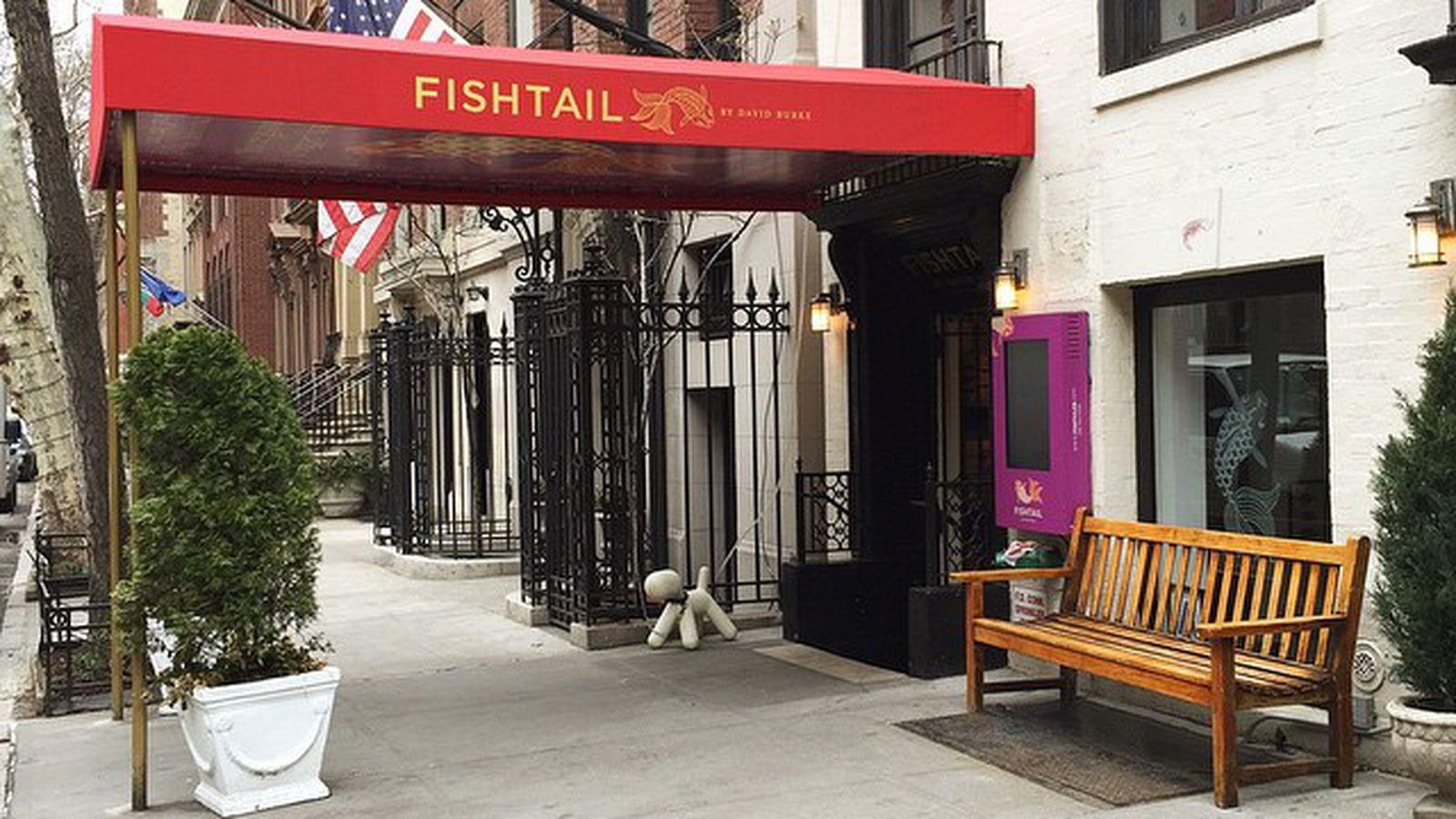 Fishtail Restaurant Nyc