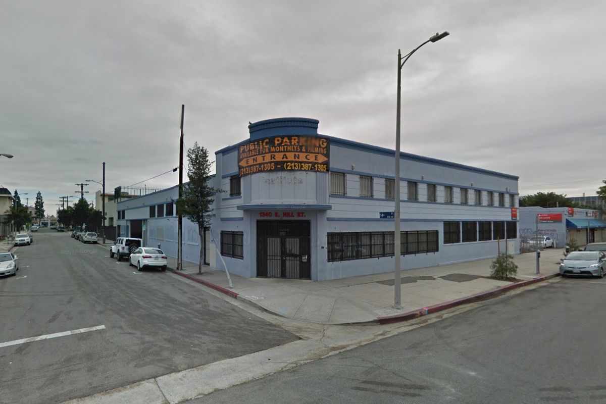 New Housing Development Planned For Hill Street Curbed LA