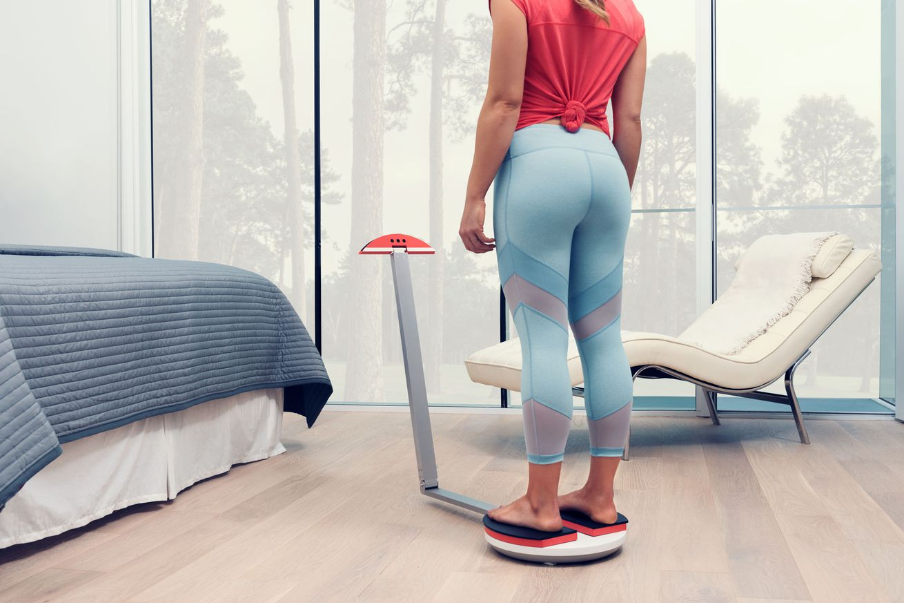 Will a 3D body scanner help you get fit?