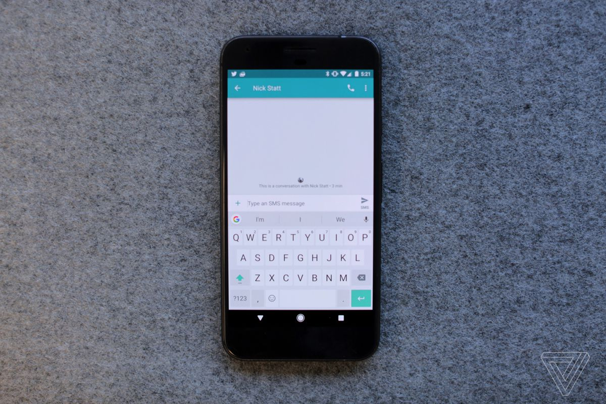 Android Develops Google Translate Keyboard