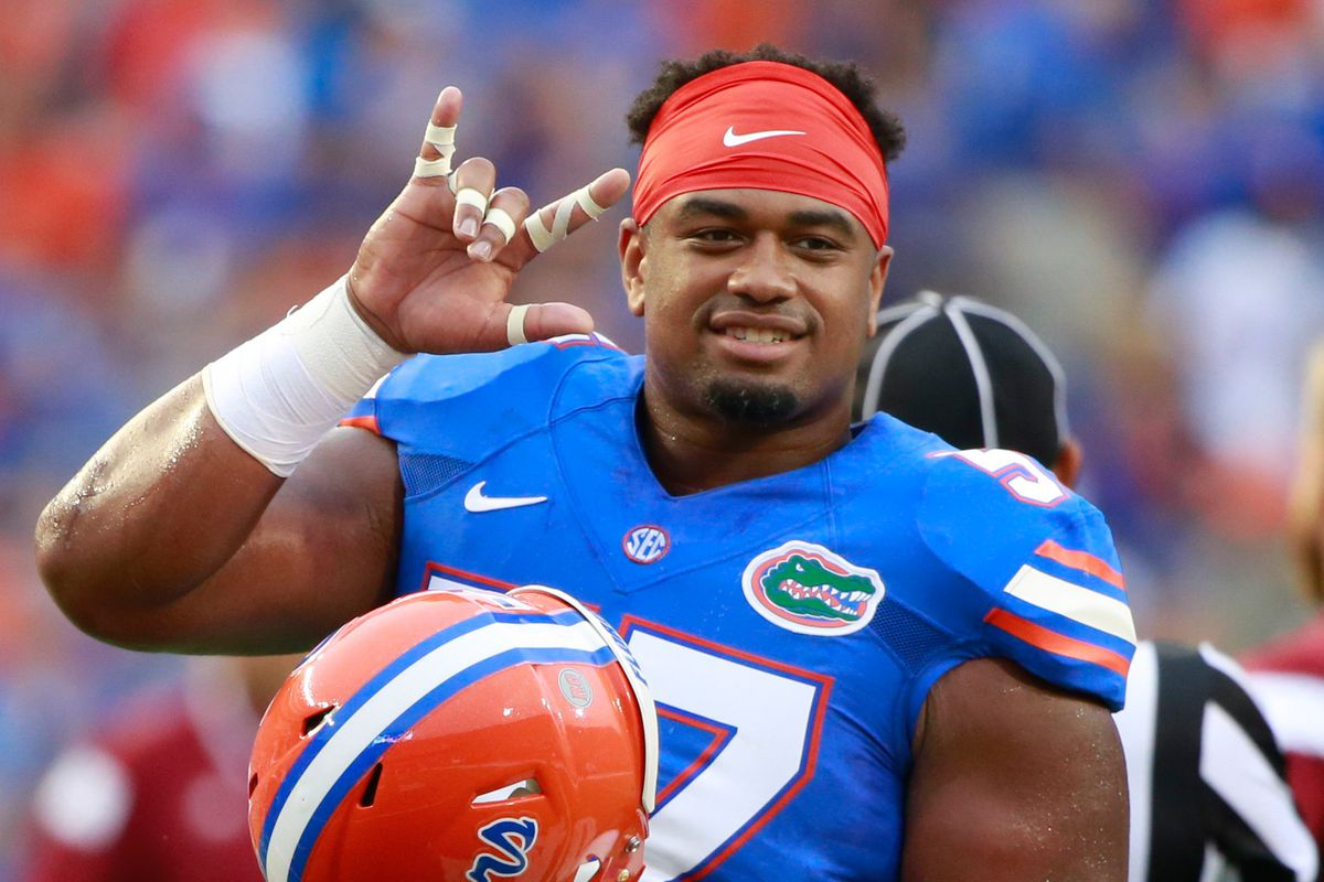 Caleb Brantley could get cut before ever getting to Cleveland
