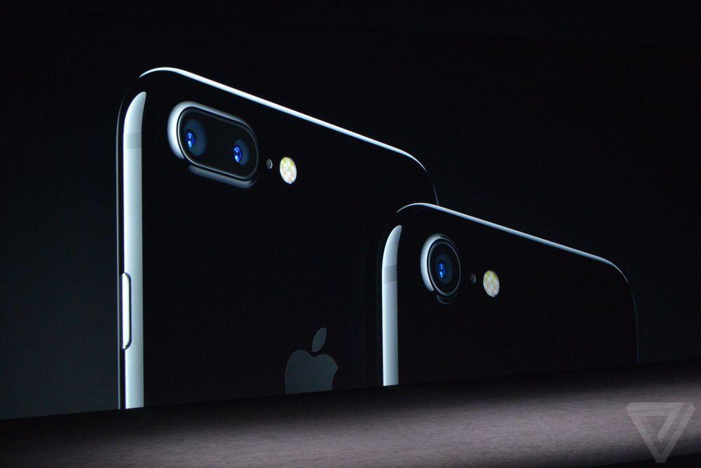 Apple iPhone 7 Plus Camera Announcement photos