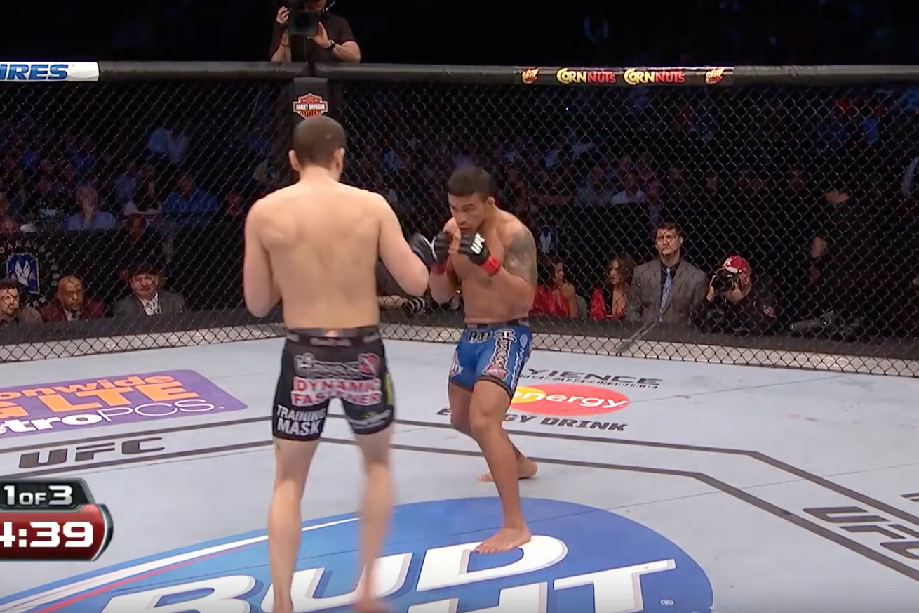 Dennis Bermudez vs. Jimy Hettes full fight video