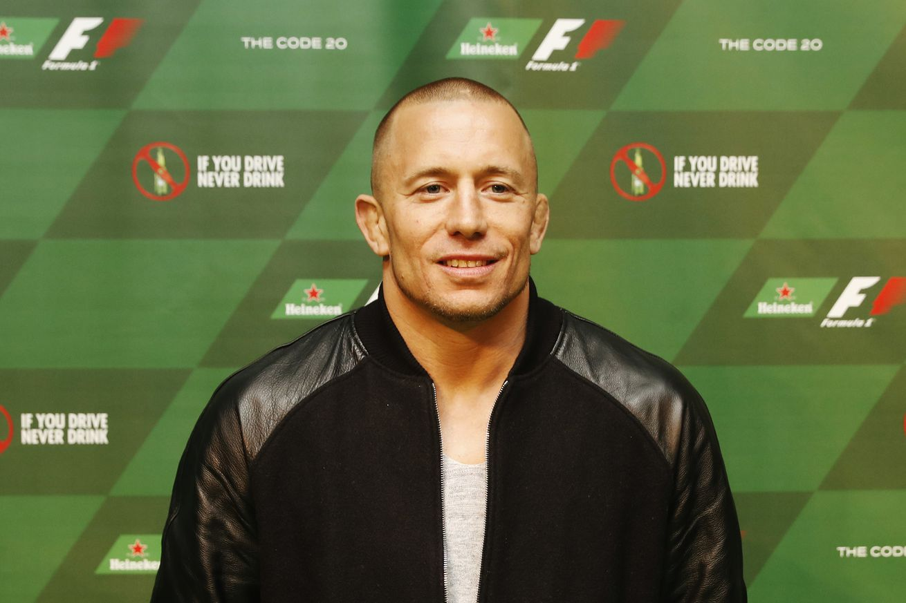 community news, Georges St Pierre USADA testing period makes 'Rush' eligible for UFC return in July