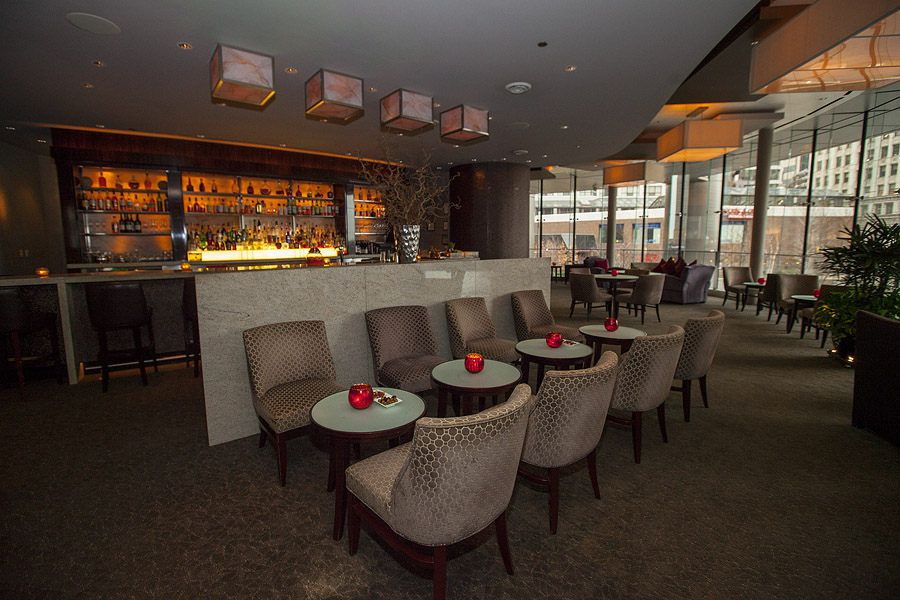 Rebar at The Trump Adds 1500 Square Feet, Renovations - Eater Chicago