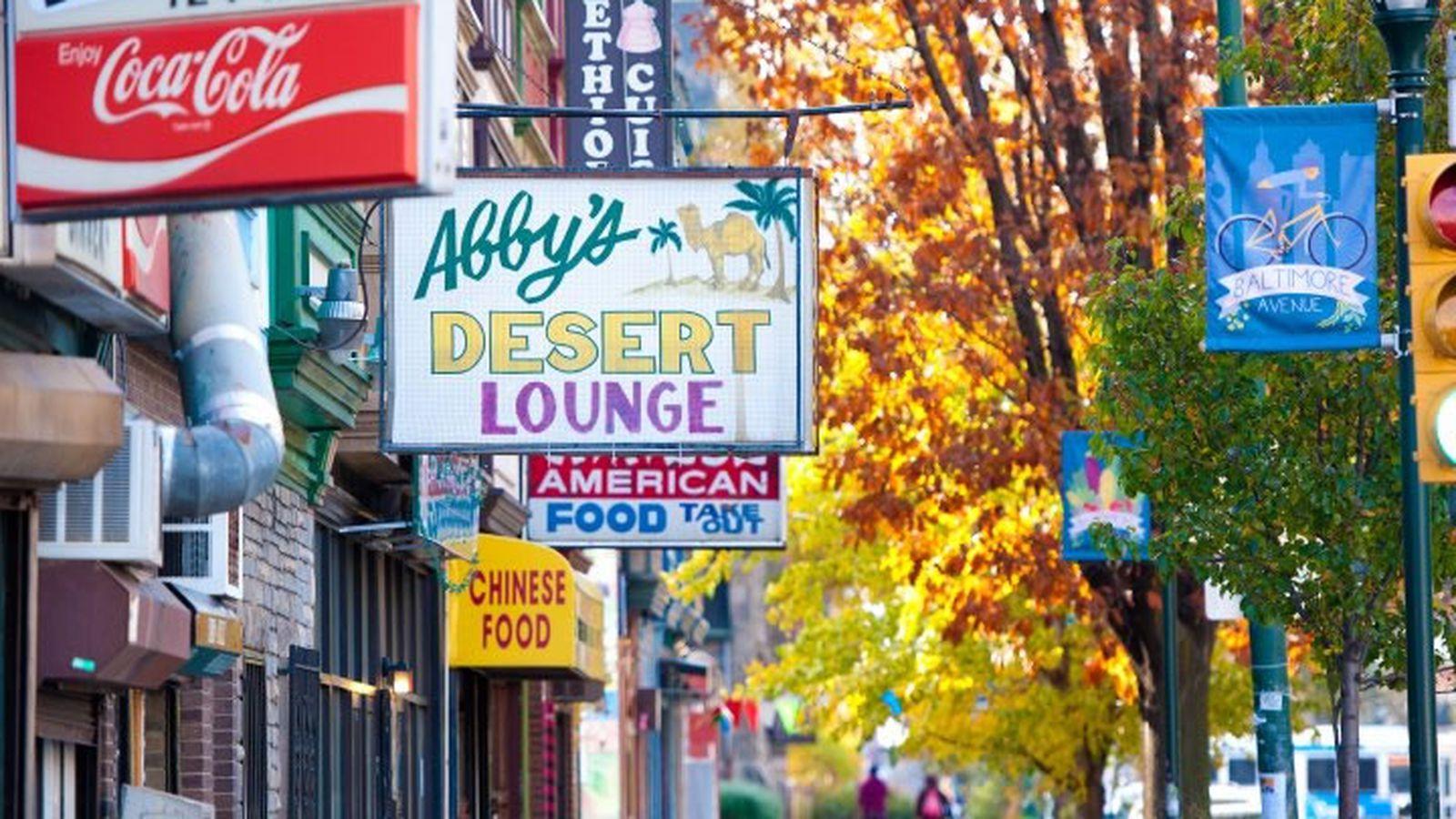 Ethiopian Restaurant In West Philadelphia