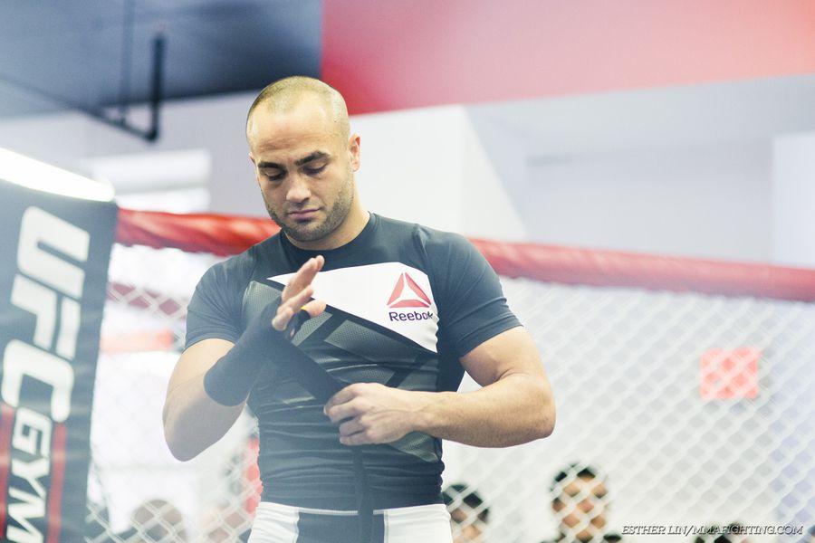 Ufc Fight Night 81 Dominick Cruz Workout Highlightedia Scrum