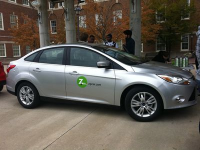 Uber and Zipcar join forces for car-sharing deal