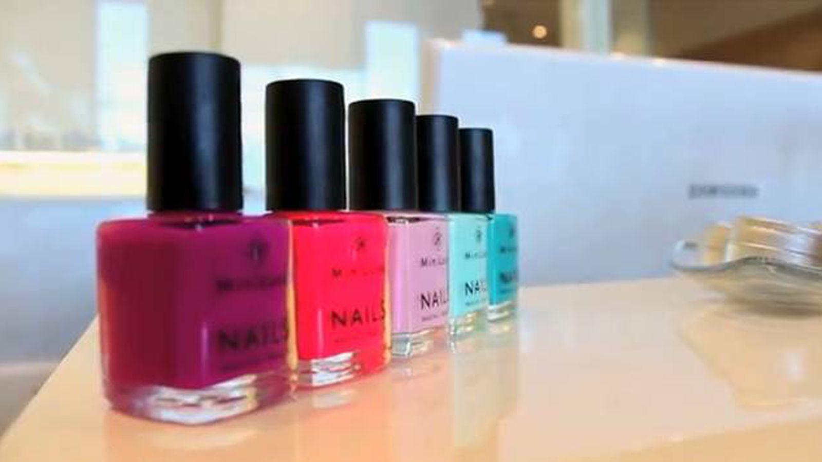 Miniluxe Nail Polish Colors