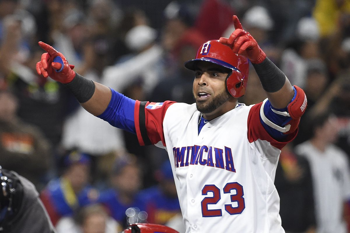 Team USA upends Dominican Republic in World Baseball Classic