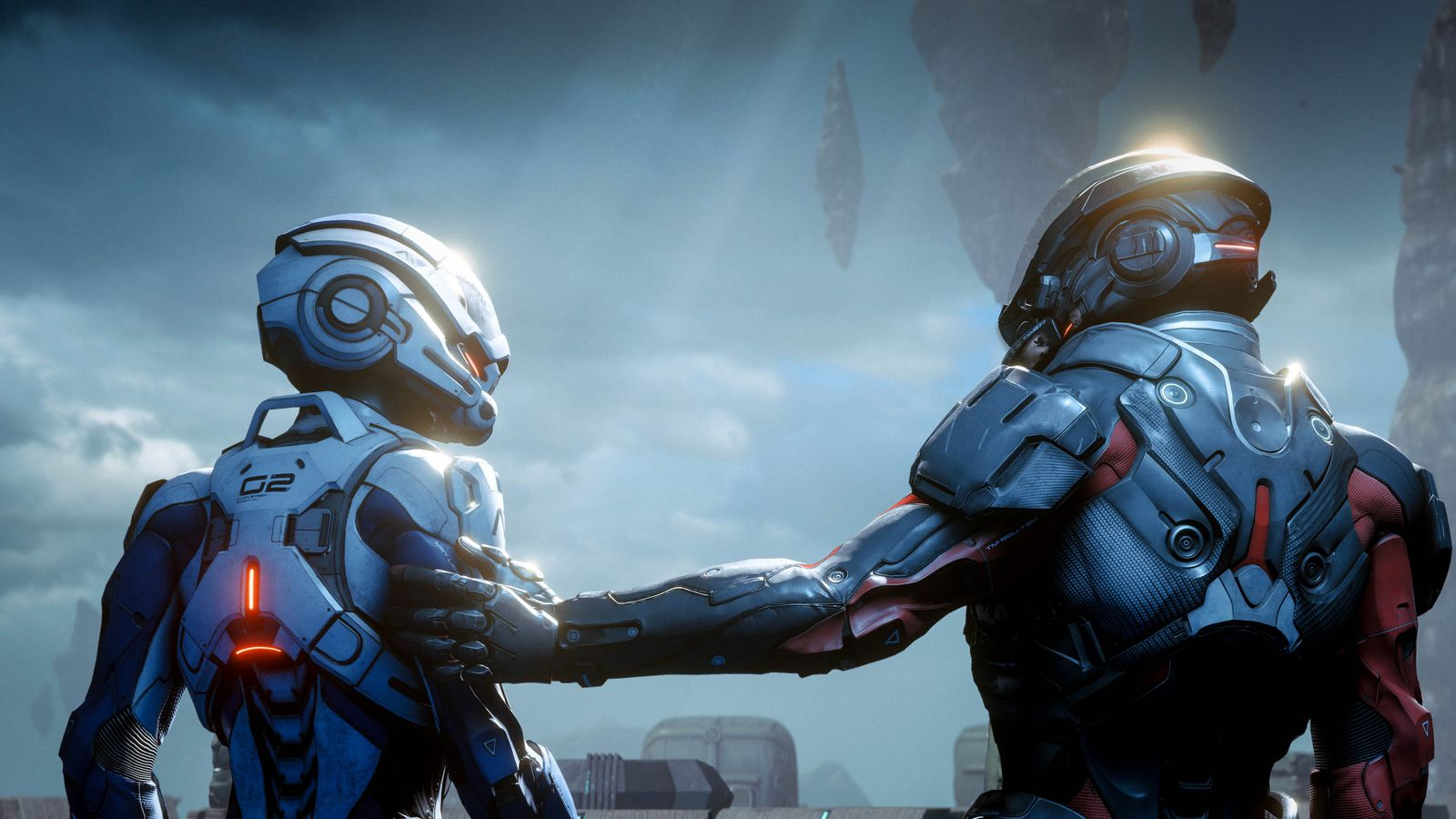 How Mass Effect: Andromeda and other big games create lasting relationships