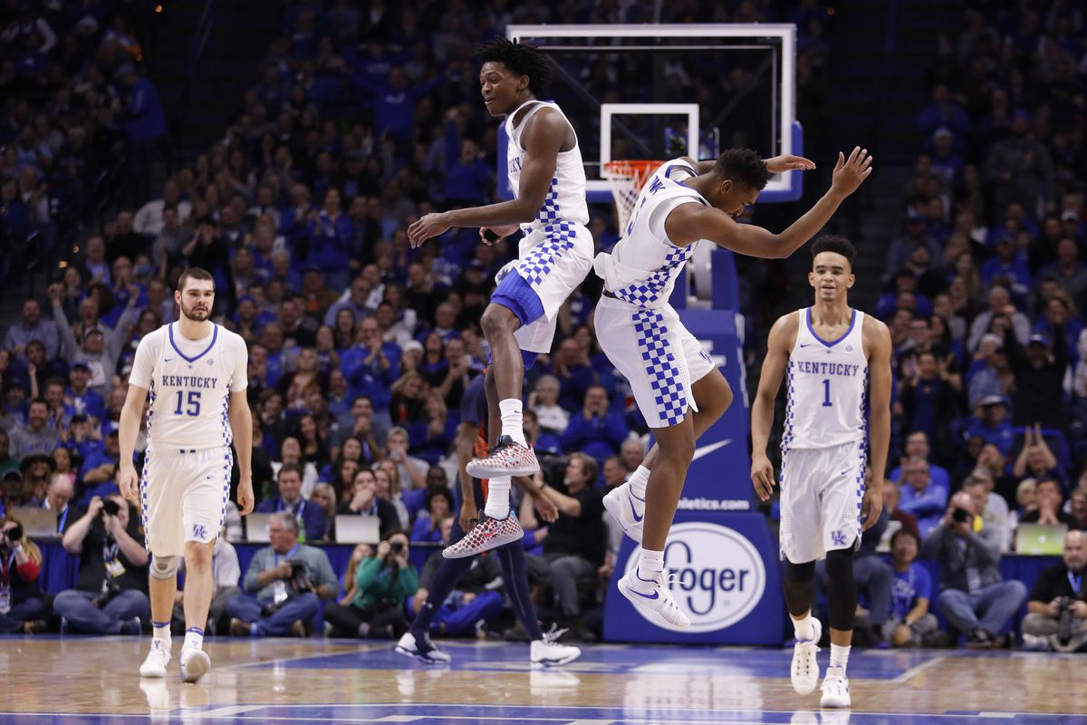 Kentucky Basketball Wildcats Have Two Usa Today: Malik Monk And De'Aaron Fox: USA Today All Americans